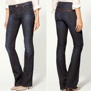 Joe's Jeans Slim Fit Mini Boot Cut in Jeanette
